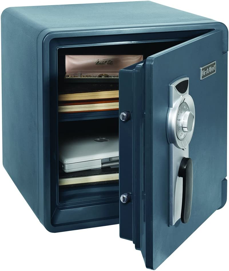 First Alert 2087F Waterproof and Fire-Resistant Home Safe