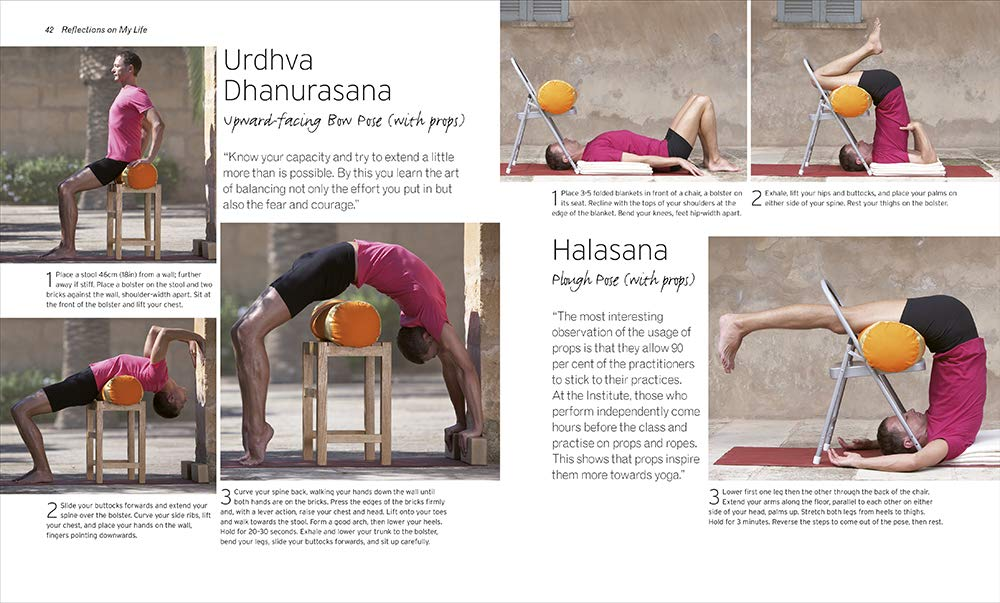 BKS IYENGAR YOGA Wisdom And Practice: Amazon.es: DK: Libros