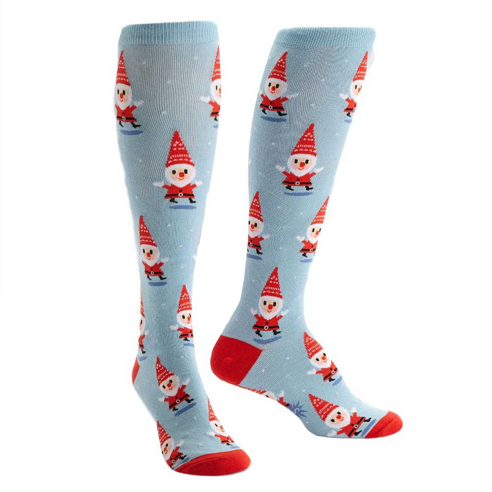 ad81c5117442 Clothing One Size Fits Most Mens & Womens Fun Novelty Holiday Christmas  Hanukkah Crew Socks-2 Packs