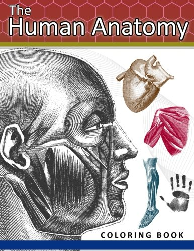 The Human Anatomy Coloring Book: 2nd Edtion