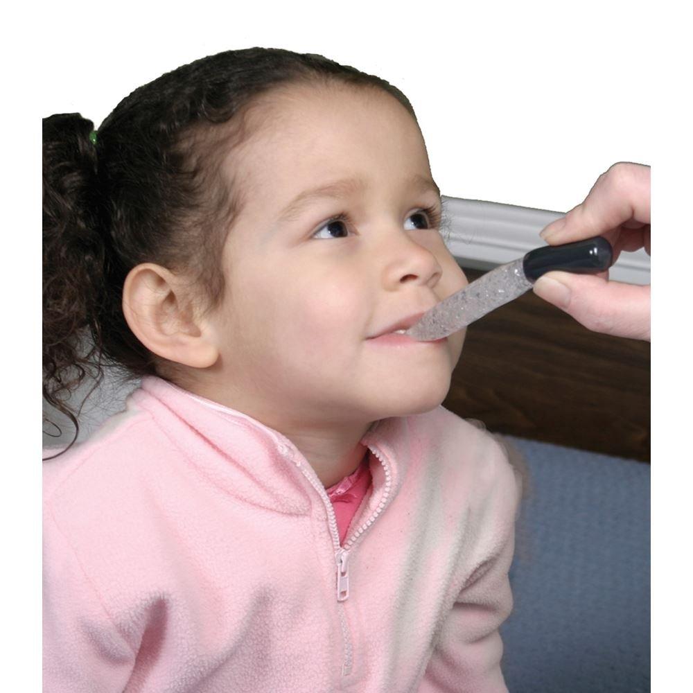 Ice Finger for Oral Stimulation