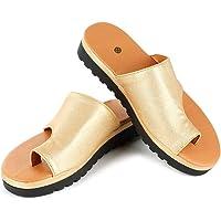 NWHEBET Sandalias correctoras de juanetes, Zapatos de Plataforma cómodos y Blandos Férulas de juanetes para Mujeres