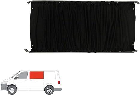 Black Out cortina de furgoneta Kit de conversión para la mano izquierda Puerta Corredera ventana
