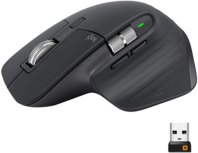 Logitech MX Master 3 Advanced Wireless Mouse  Graphite at Kapruka Online for specialGifts