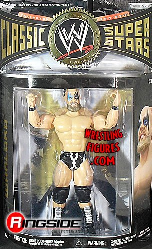 WWE Wrestling Classic Superstars Series 27 Action Figure Warlord [Singles Attire] by Jakks Pacific