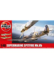 Airfix Supermarine Spitfire MKVB - 1:48 Scale Model Kit