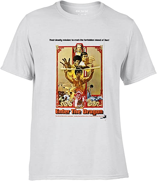 Bruce Lee Hoodie Martial Arts MMA Boxing Enter The Dragon Adult Kids Hoodie Top