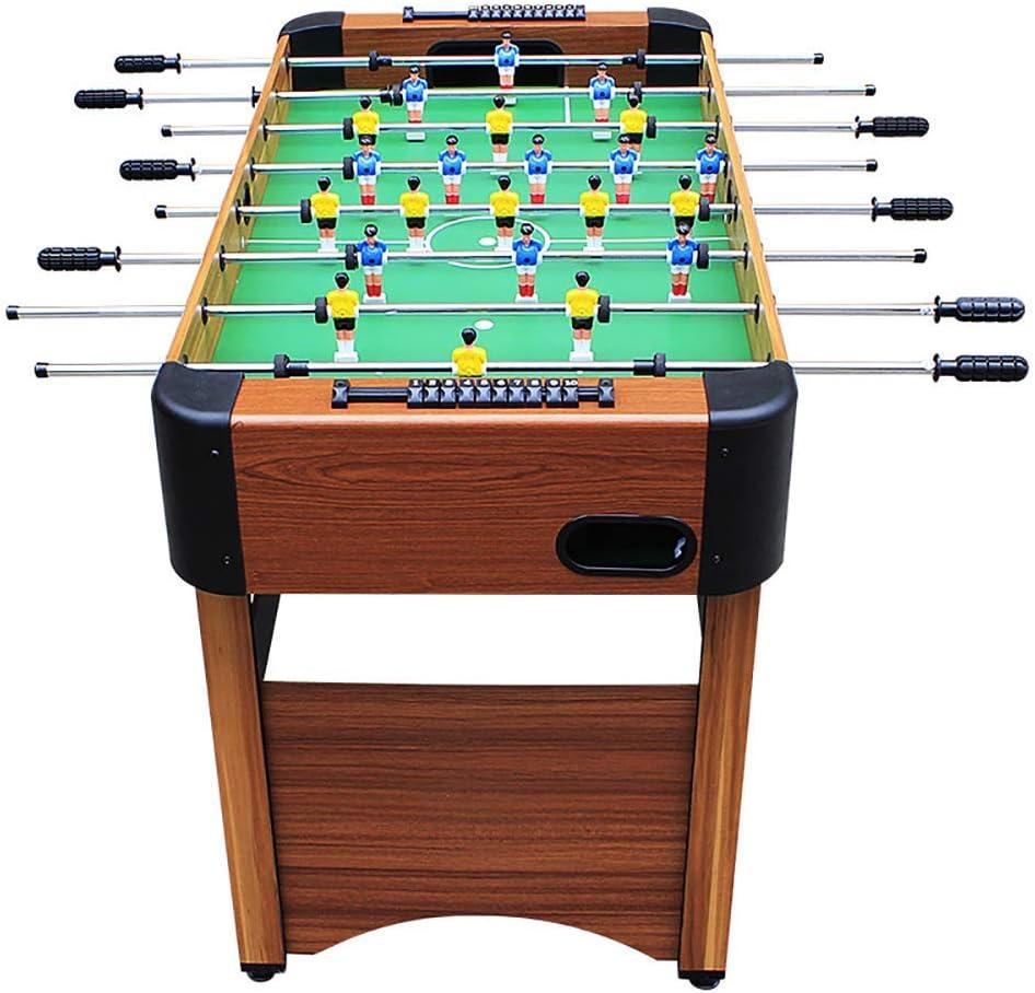 ZY Futbolín máquina es la Mejor opción for el Ocio y el Deporte, Apto for Adultos, niños y familias LOLDF1