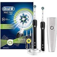 Oral-B Pro 790 CA - Pack de 2 cepillos de dientes