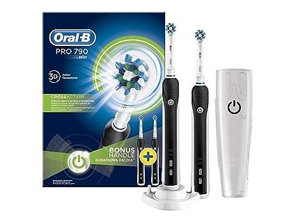 Oral-B Pro 790 CA - Pack de 2 cepillos de dientes  Amazon.es  Salud ... 681305062718