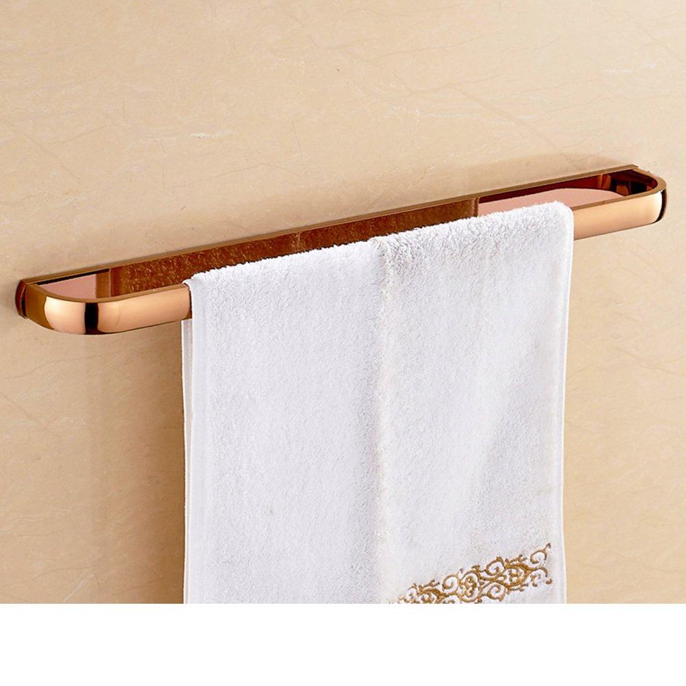 タオルバー真鍮シングル/タオルバー/タオルハンガー/バスルームracks-c B06WJ56K72