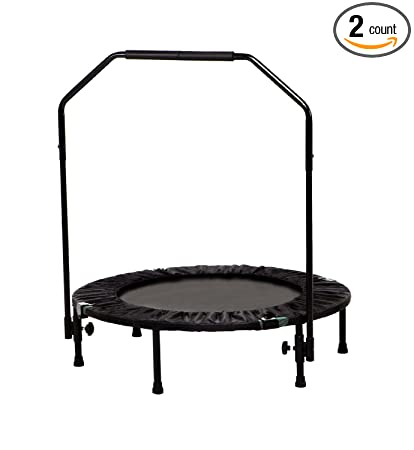 Amazon.com: Impex – Trampolín Fitness Marcy Cardio Trainer ...