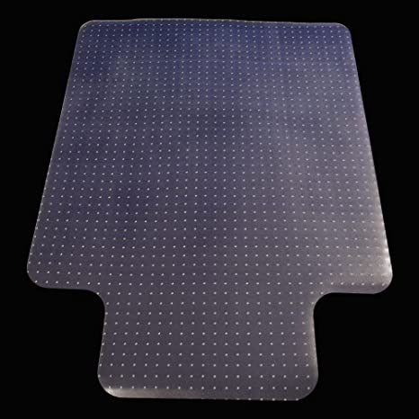 pvc home office chair. Valuebox Transparent 48\u0026quot; X 36\u0026quot;PVC Home Office Chair Mat 2mm Thick With Rectangular Pvc