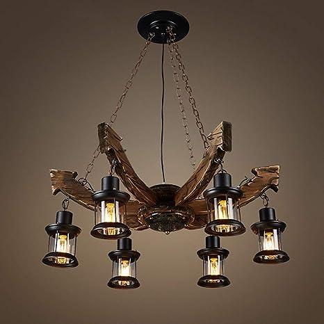 SPA ® Lámpara de techo para sala de estar, colgante de ...