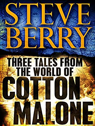 book cover of Three Tales from the World of Cotton Malone