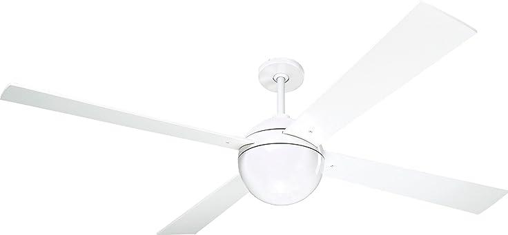 Modern fan bal gw ball gloss white energy star 52 outdoor modern fan bal gw ball gloss white energy star 52quot outdoor ceiling fan aloadofball Image collections