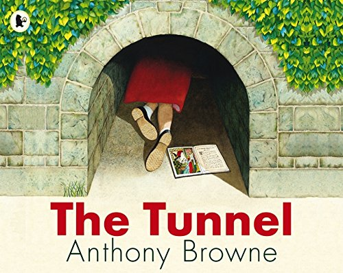 Image result for the tunnel anthony browne