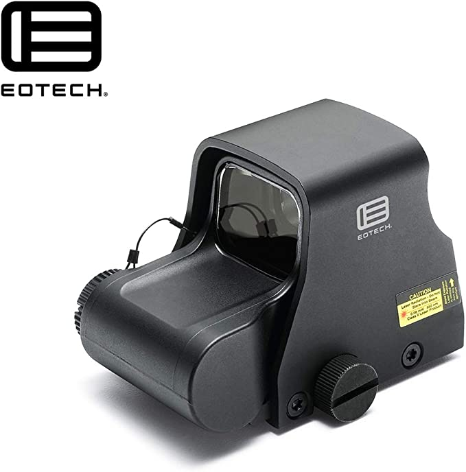 Best Holographic Sight: EOTECH XPS2 Holographic Weapon Sight