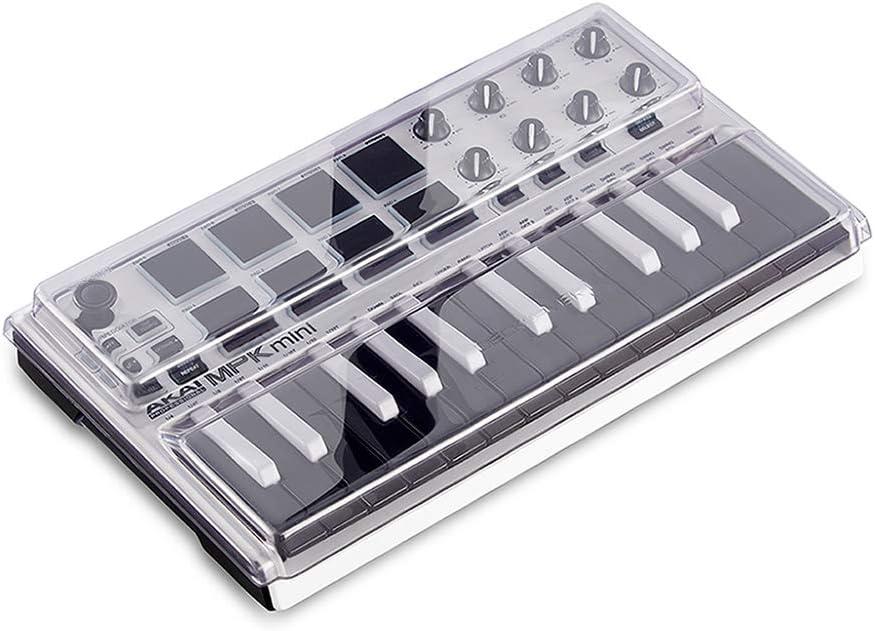 Decksaver - Funda para teclado o piano (DSLE-PC-MINIMK2)
