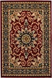 Buy Rugs Summit #6 New Area Rug Oriental Rug Floral Rug Many Sizes Available 2x3 2x7 4x6 5x8 8x10 (2x3 actual is 22''x36'')