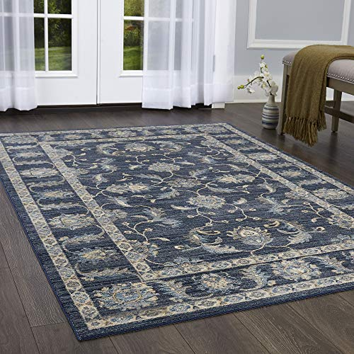 Home Dynamix Carlstadt Anahita Traditional Area Rug, 5'2