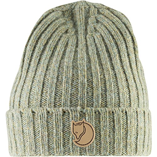 Fjallraven RE Wool Hat, Frost Green, Onesize by Fjallraven