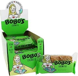 product image for Bobo's Oat Bars - All Natural Bars Box Coconut - 12 Bars