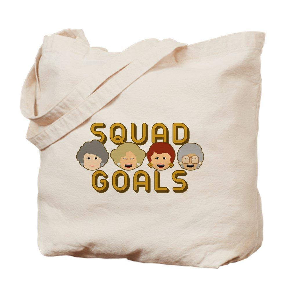 満点の CafePress – Golden Girls CafePress Squad Goals M – Goals ナチュラルキャンバストートバッグ、布ショッピングバッグ M ベージュ 0273515632E9484 B07D9VRP5Z M, DIGDELICA:aebd4535 --- diceanalytics.pk