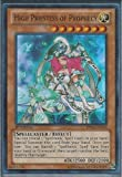Yu-Gi-Oh! - High Priestess of Prophecy (BPW2-EN100) - Battle Pack 2: War of the Giants - Round 2 - 1st Edition - Ultra Rare