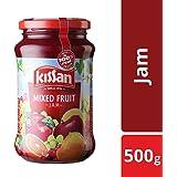 Kissan Mix Fruit Jam, 500g Jar