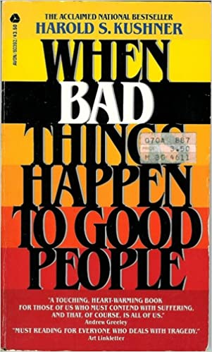 Book When Bad Things Happen to Good People