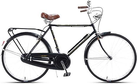 LIXIGB Bicicletas Cruiser para Mujer, Bicicleta Serene Classic ...