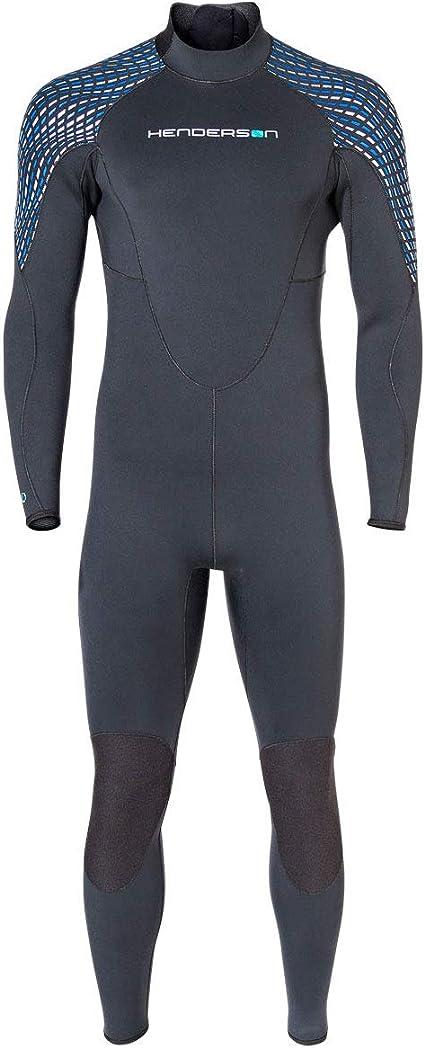 Henderson Mens 3mm Greenprene Back Zip Full Wetsuit
