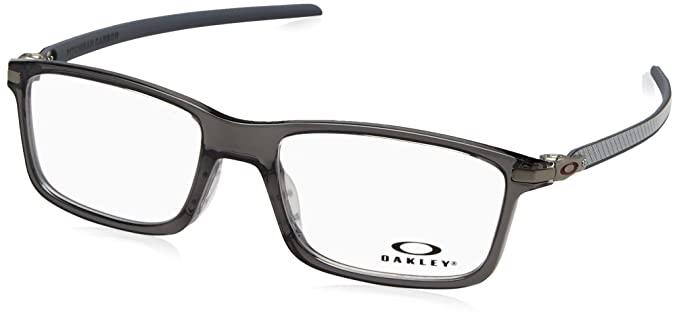 b165be1bc5 Image Unavailable. Image not available for. Color  OAKLEY OX8092 - 809203 PITCHMAN  CARBON Eyeglasses 55mm