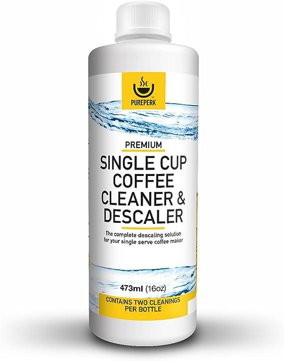 Pure PERK máquina de café limpiador desincrustante solución para ...
