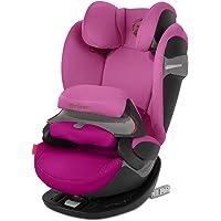Cybex - Silla de coche grupo 1/2/3 Pallas S-Fix, silla de coche 2 en 1 para niños, para coches con y sin ISOFIX, 9-36 kg, desde los 9 meses hasta los 12 años aprox.