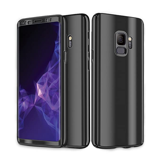 Carcasa Samsung Galaxy S9 Plus, Ultra Slim 3 in 1 Todo ...