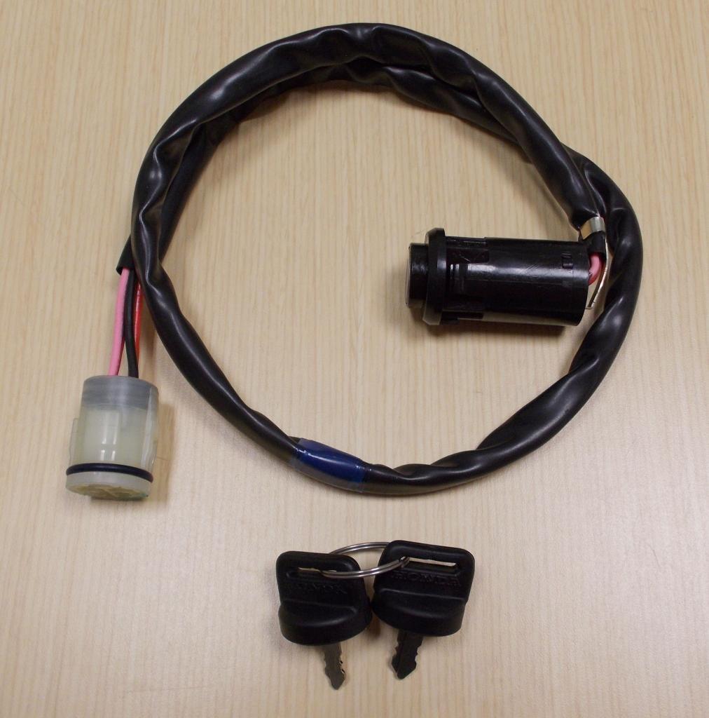 New 2000-2006 Honda TRX 350 TRX350 Rancher ATV OE Ignition Switch With Keys