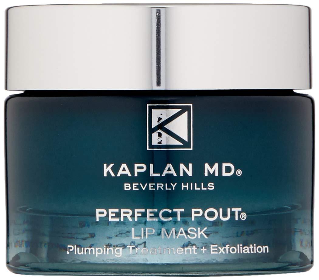 KAPLAN MD Perfect Pout Lip Mask Volumizing Treatment + Exfoliation, 1.0 oz.