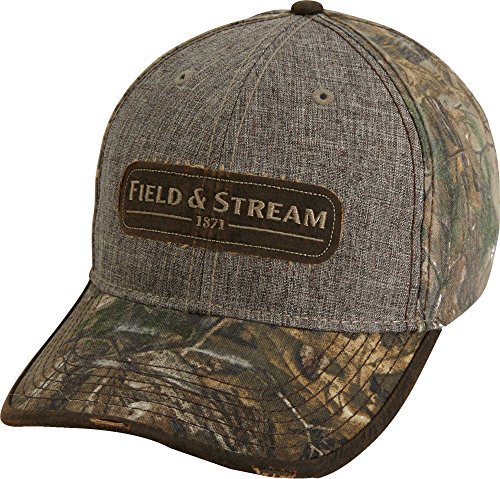 - Field & Stream Suiting Waxed Patch Camo Hat (Realtree Xtra, OneSizeFitsAll)