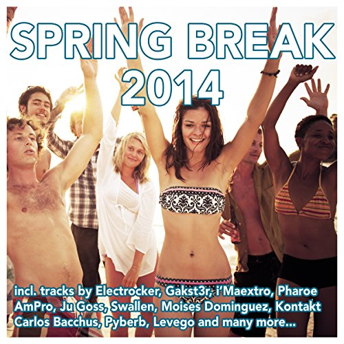 Spring Break 2014 (Continuous DJ - Break Songs 2014 Spring