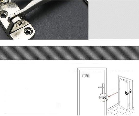 2 pcs Pestillo de Acero Inoxidable Cadena de Seguridad para Puerta ...