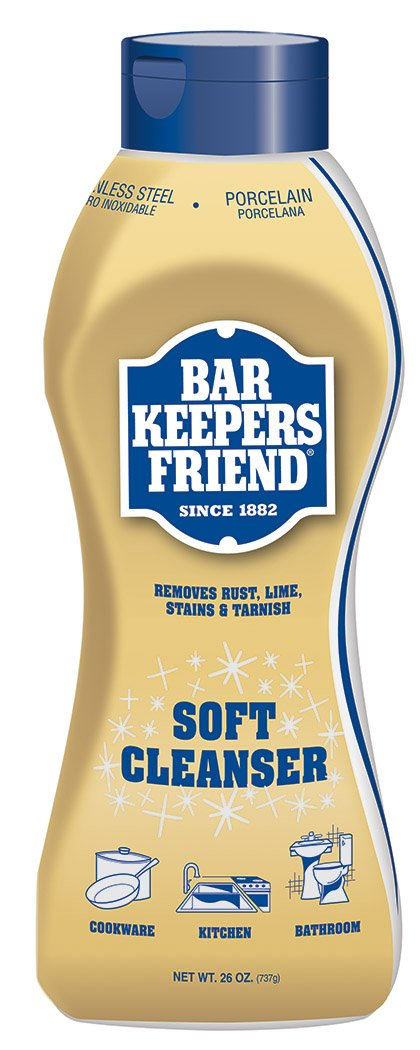 SERVAAS LABORATORY 11637 Bar Keepers Cleanser Liquid
