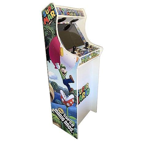 Roboticaencasa Máquina Arcade Lowboy