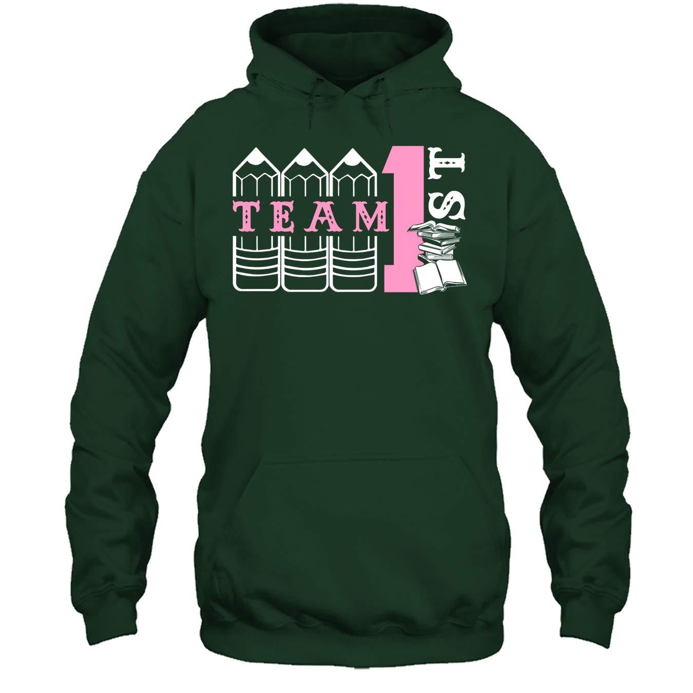 Team 1st Grade T Shirt Design 1th Grade Teacher Tee Shirt