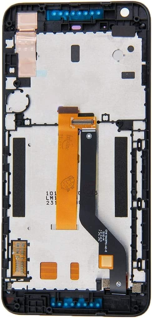 Color : Color1 Dark Blue Smartillumi for LCD Screen Replacement LCD Screen and Digitizer Full Assembly with Frame for HTC Desire 626