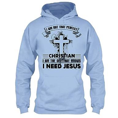 28bf3874 Amazon.com: Arered Jesus T Shirt - I Need Jesus Cool T Shirts Design ...
