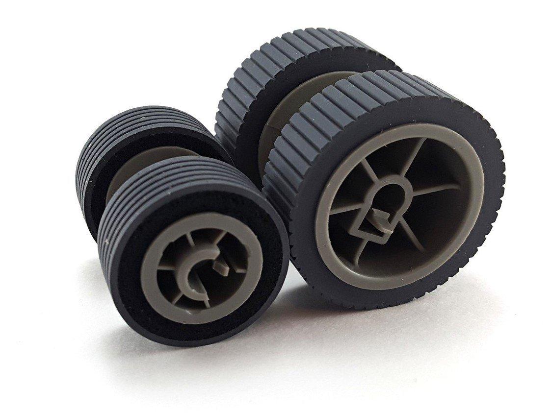 PA03540-0001 PA03540-0002 Brake Pick Up Roller for Fujitsu Fi-6130 Fi-6130z Fi-6140 Fi-6230