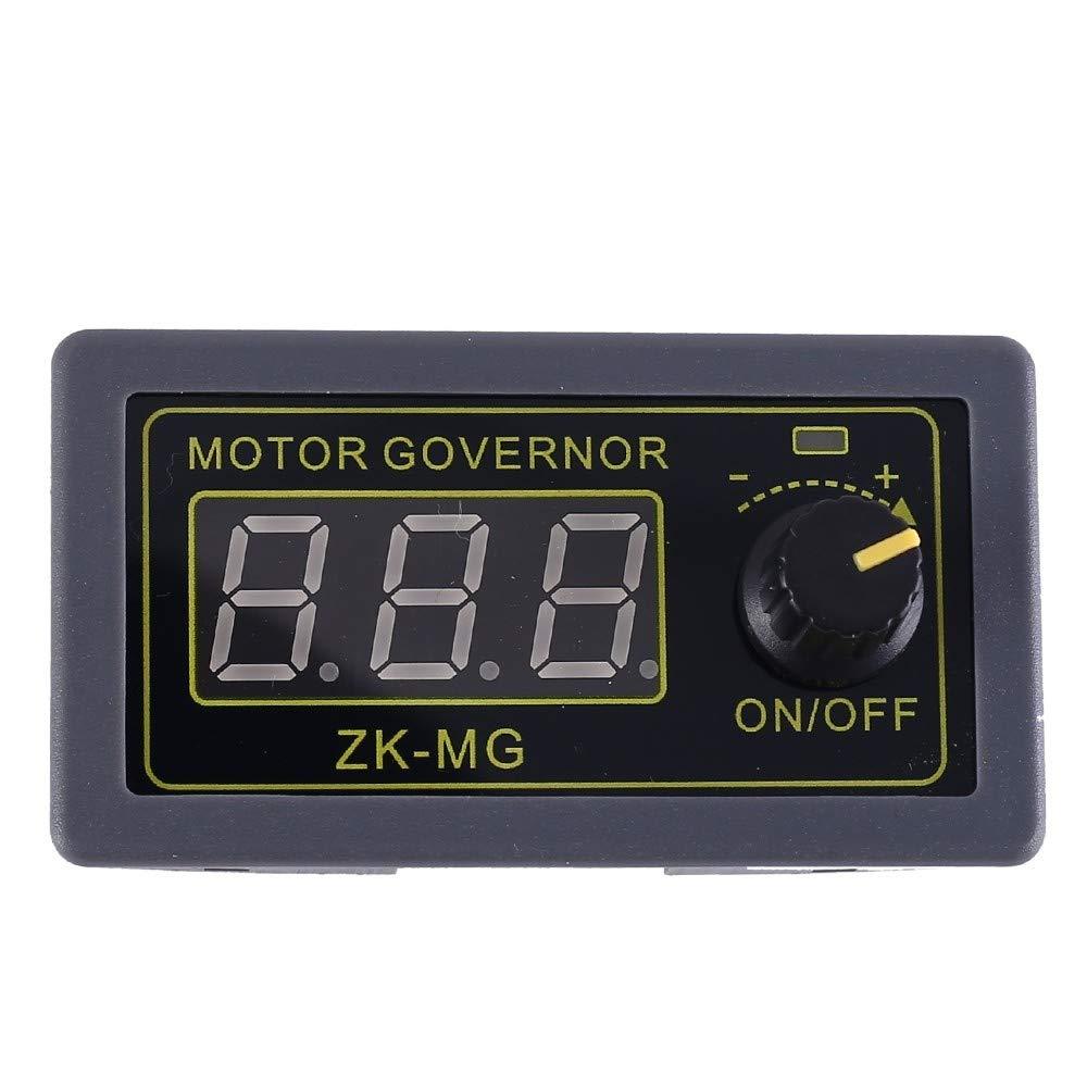 controlador de motor de CC de alta potencia 12 V Regulador de motor de CC 5 V generador de se/ñal de m/ódulo de controlador de control de motor DC gobernador 150 W 24 V