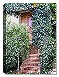 French Stairs - Indoor Outdoor Art - Weatherprint Patio Art